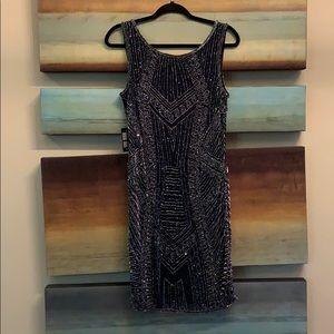 🔥 SALE Pisarro Nights | Glamorous Beaded Dress